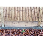 Timber Gravel Board