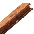 Timber Slotted Fence Post