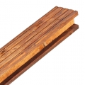 Timber Slotted Fence Post - Planed